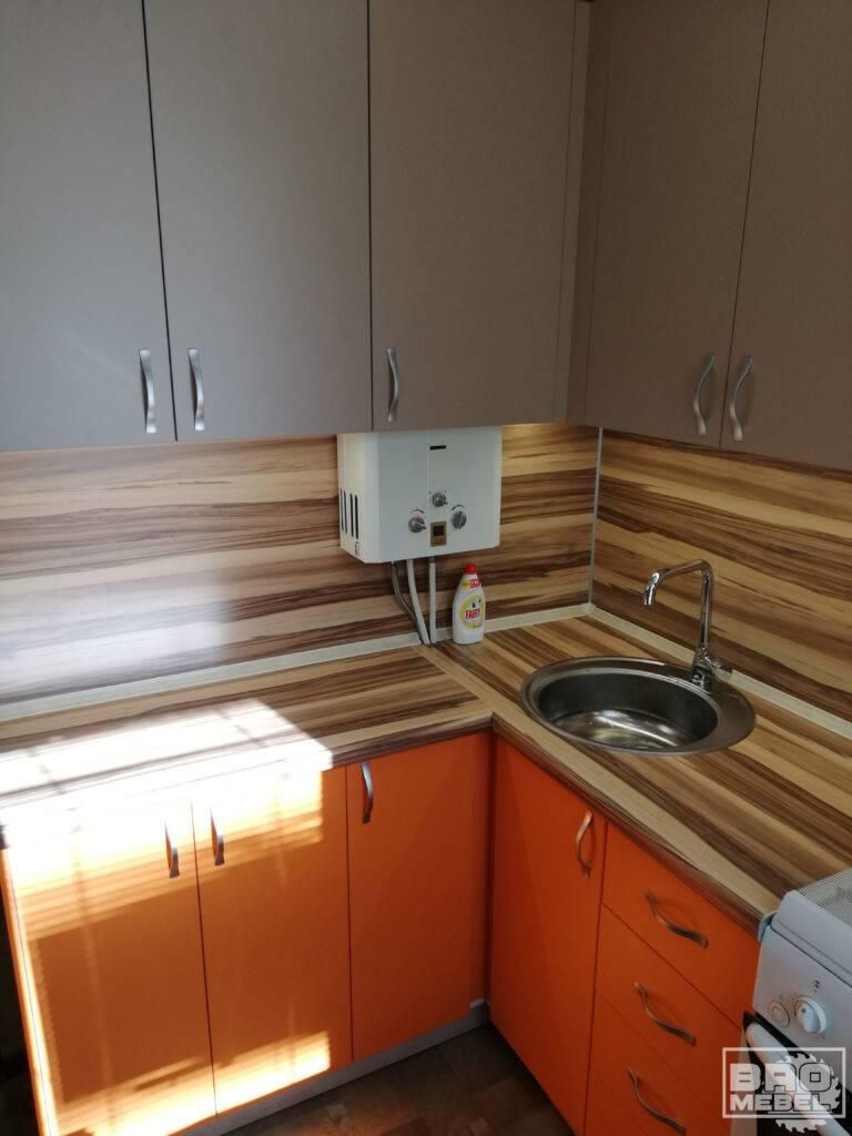 Угловая кухня в хрущевке: советы по оформлению и секреты дизайна (70 фото)