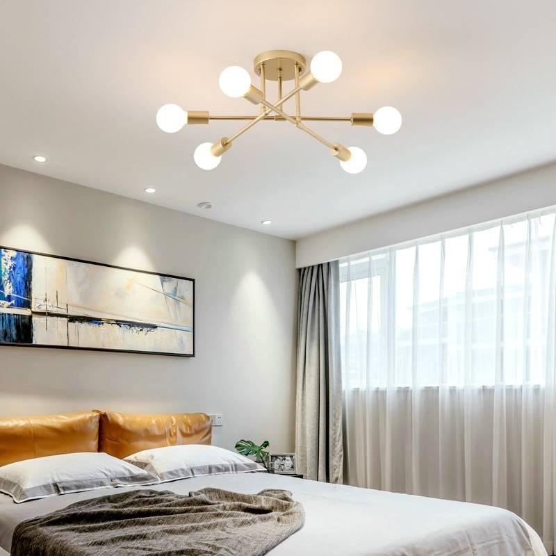 Люстра в спальню — красивые новинки дизайна 2020 года. топ-150 фото эксклюзивных моделей