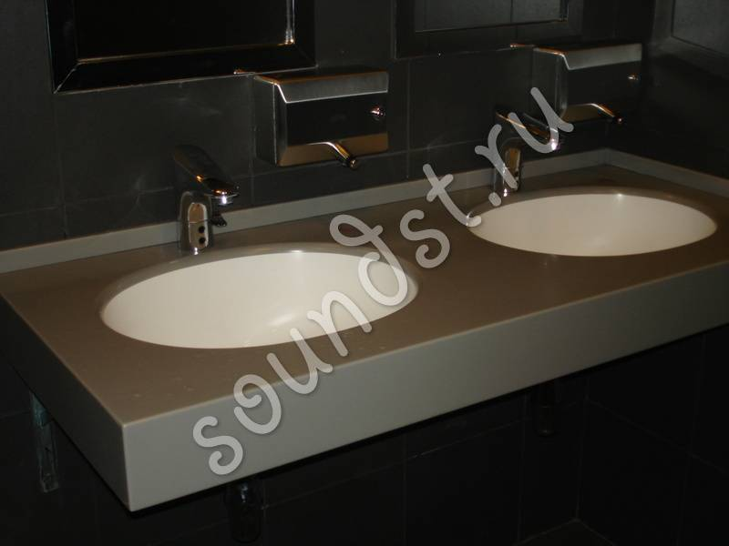 Столешница из камня в ванную: изготовление и установка своими руками - инструкция, каменная,ванна из натурального камня,столешницы для ванной из искусственного камня.