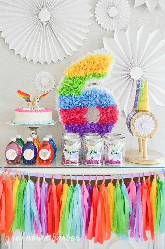 Как украсить комнату на день рождения, фотозона своими руками