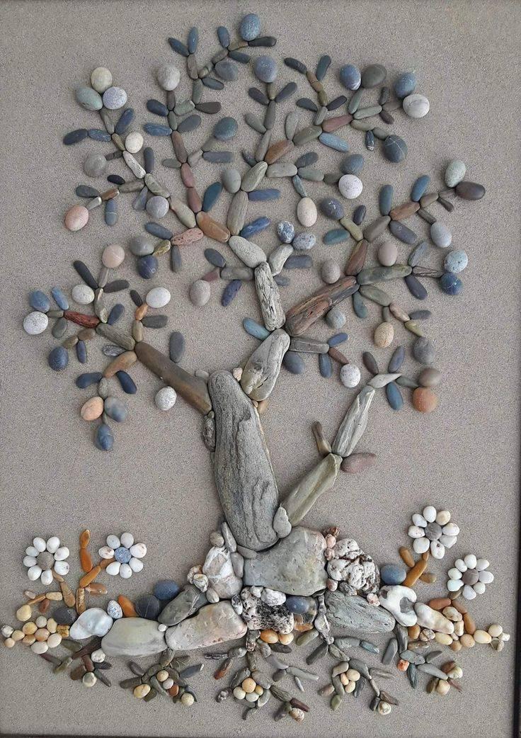 Поделки из камней: 150 фото идей и оригинальных задумок из камней для сада, и огорода с пошаговой инструкцией, как сделать своими руками