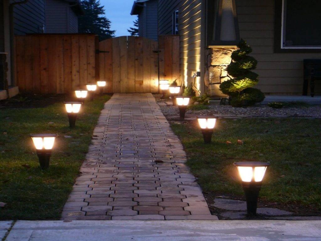 Уличное дачное освещение своими руками: 10 элементарных идей для садовых светильников - огород, сад, балкон - медиаплатформа миртесен