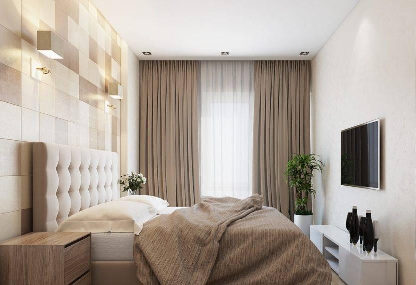 Спальня 13 кв. м.: несколько фото примеров стильного и уютного интерьера для маленькой спальни - smallinterior