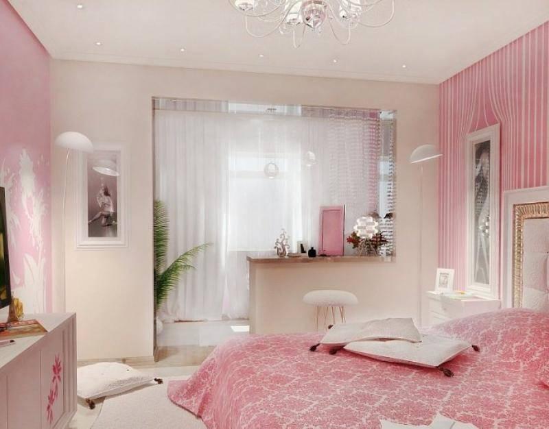 Гостиная с балконом: 100 фото-идей в дизайне интерьера