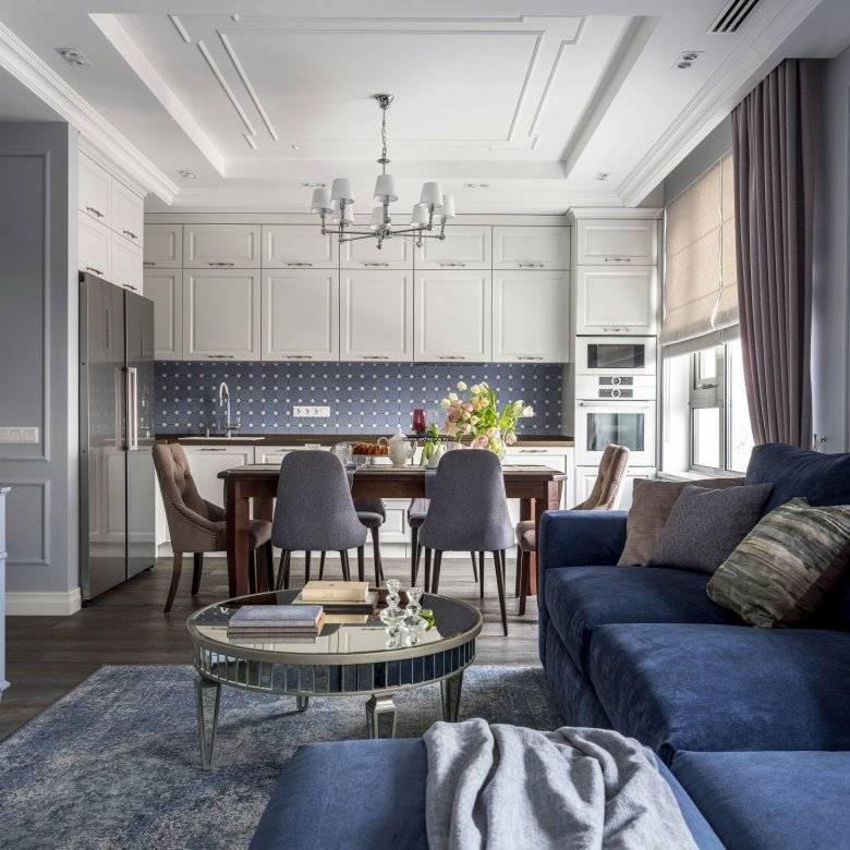 Гостиная в стиле неоклассика: 140 фото дизайна интерьеров для квартиры и частного дома