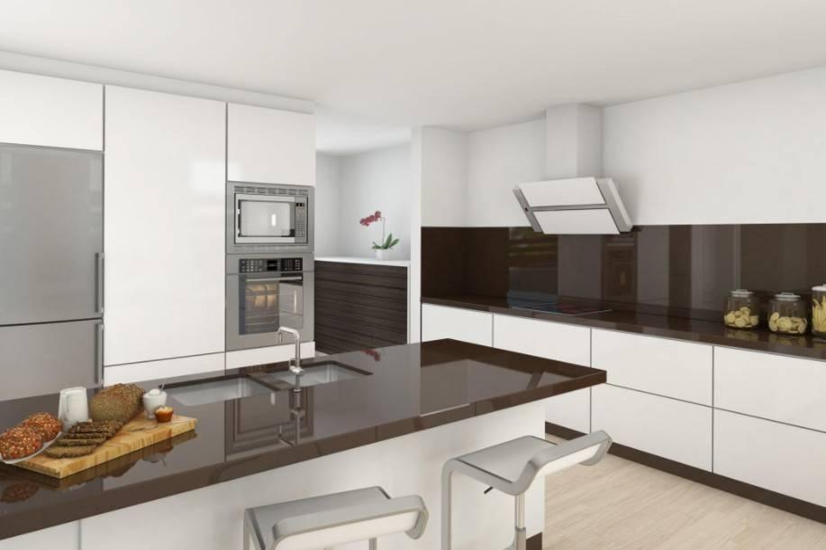 Модные кухни 2021-2022: как современно обставить и обустроить кухонный интерьер? (55 фото) | современные и модные кухни