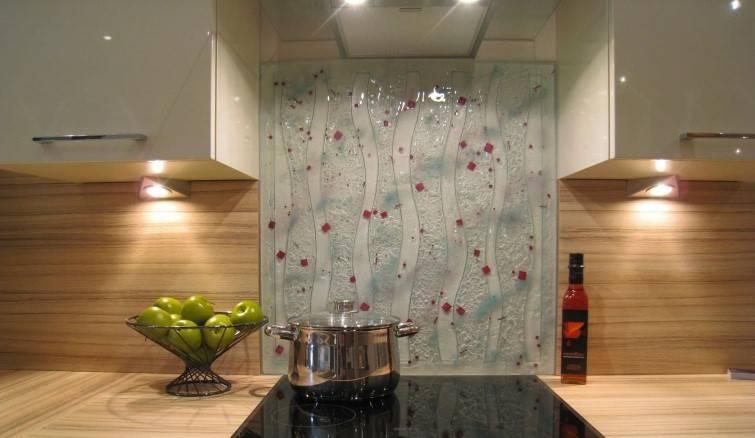 Стеновые панели из мдф в отделке фартука и стен кухни