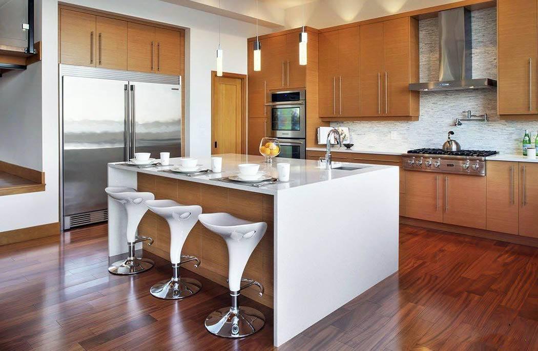 Кухня в квартире студии: лучшие идеи дизайна и расстановки мебели (55 фото) | современные и модные кухни