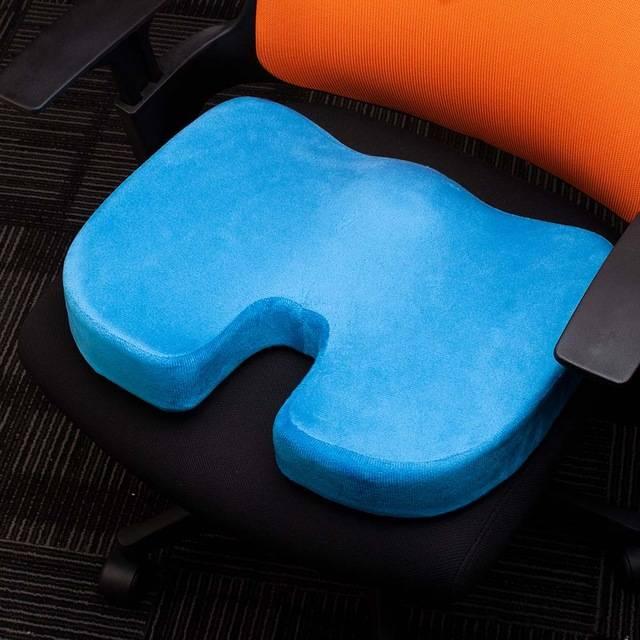 Подушки для сидения на стуле: варианты, советы, отзывы