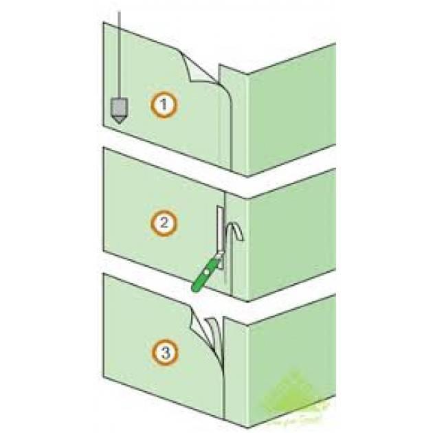 Как правильно клеить флизелиновые обои в углах своими руками: пошаговая инструкция, видео