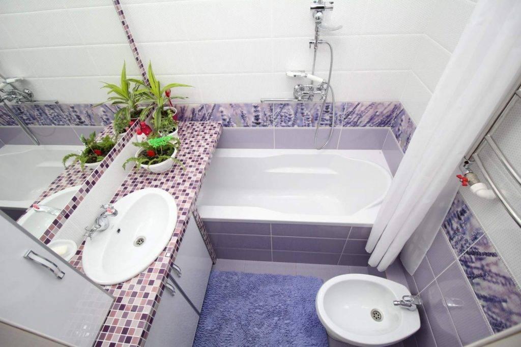 Ванная комната 4 кв: примеры правильного дизайна (50 фото)