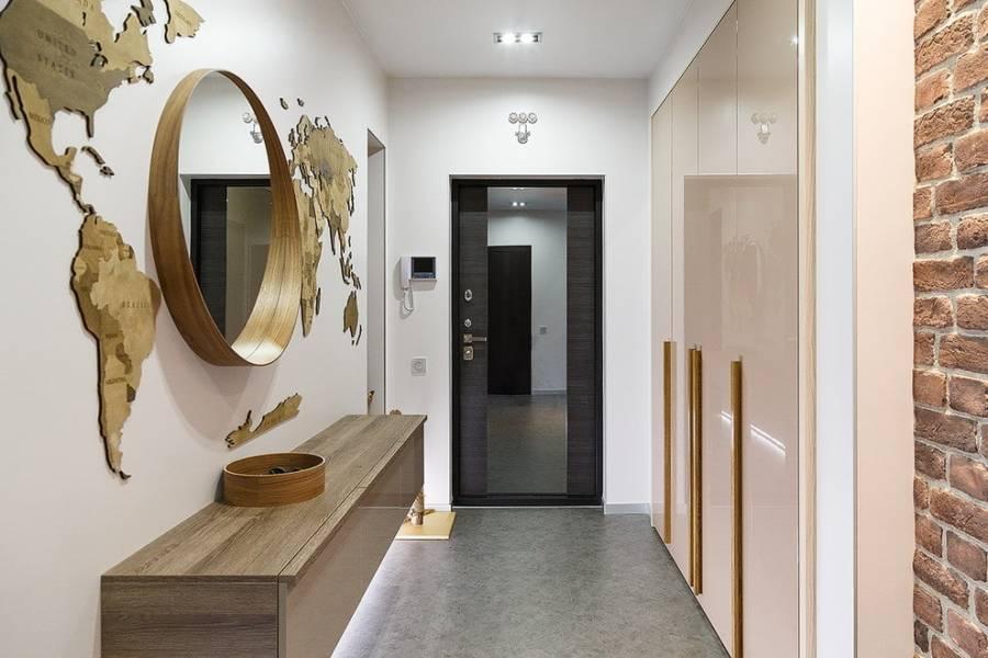 Прихожая в квартире: топ-100 фото лучших вариантов дизайна