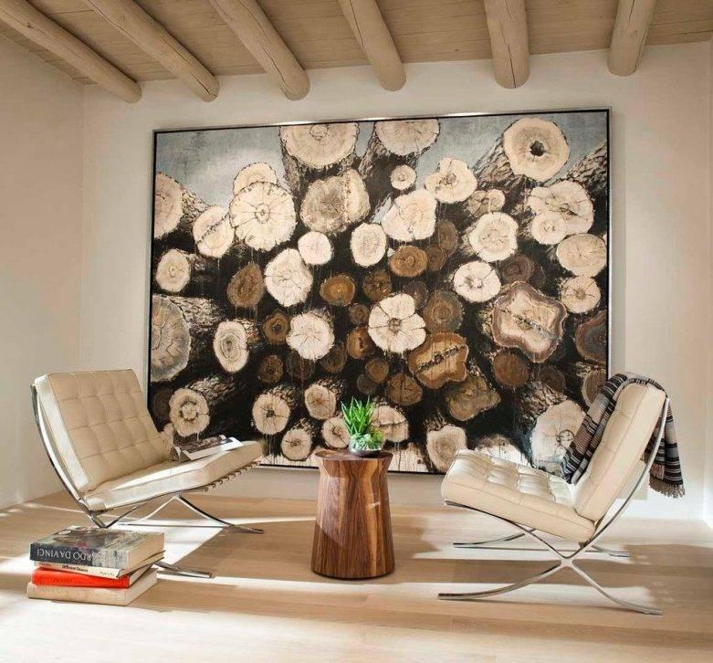 Деревянный декор: 75 фото лучших идей применения дерева в интереьре