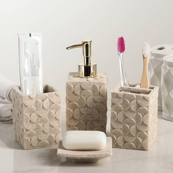Красивые и оригинальные аксессуары для ванных комнат. фото