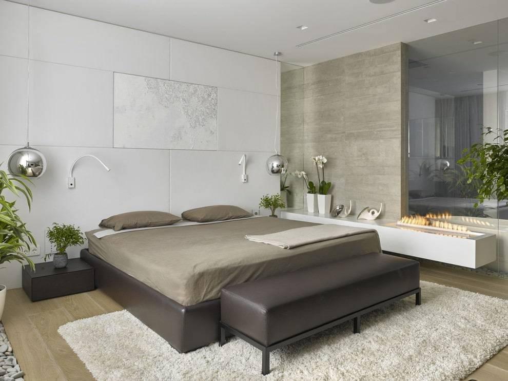 Спальня модерн: 150 фото и видео мастер-класс оформления спальни в едином стиле