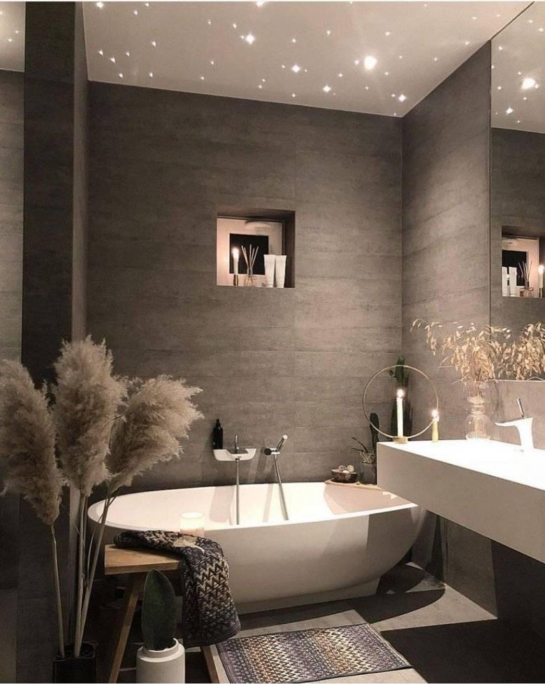 Модная плитка для ванной: 140 фото модных современных решений дизайна 2021 года