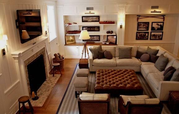 Где поставить диван? способы размещения дивана в интерьере