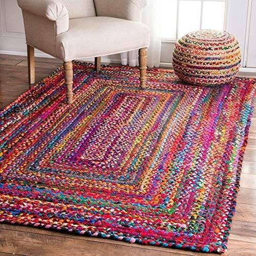 Коврики своими руками: мастер-класс пошива напольных ковриков (120 фото)