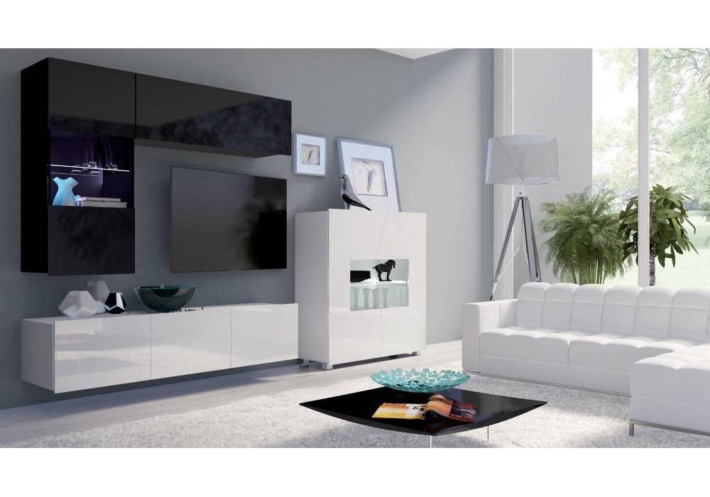Белый интерьер гостиной - идеальные сочетания белых оттенков в отделке и дизайне мебели