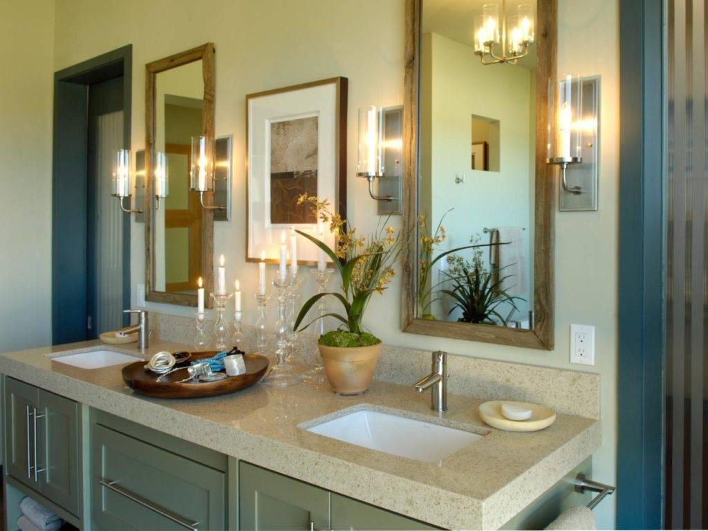 Оформление ванной - 135 фото идей дизайна и стильного украшения интерьера