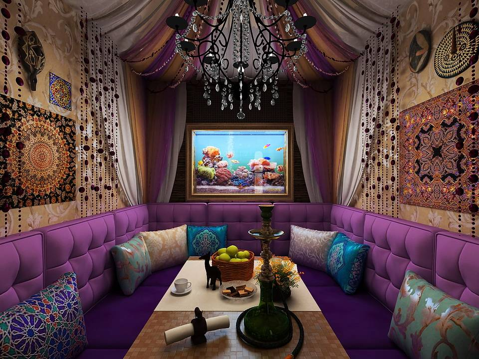 Современный русский стиль в интерьере дома / квартиры