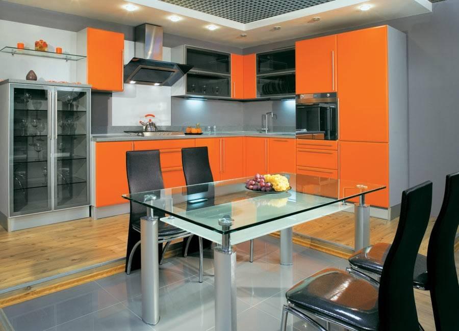 Салатовая кухня - 75 фото идеального сочетания и дизайна