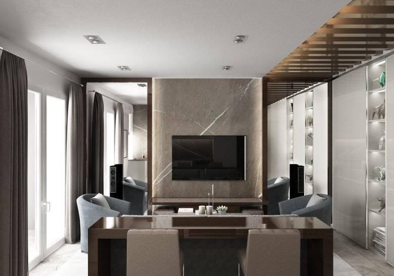 ???? дизайн двухкомнатной хрущёвки: выбор планировки, дизайн кухни, спальни и гостиной