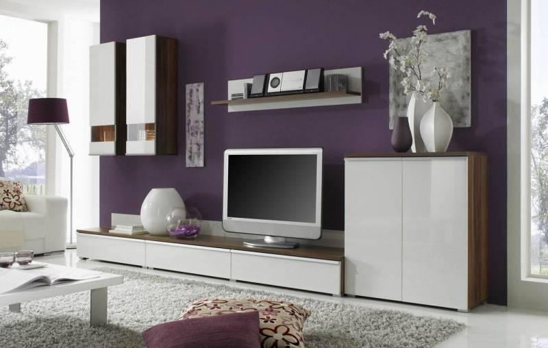 Белая стенка в гостиную (56 фото): глянцевые и матовые стенки, модульные и простые стенки в современном и классическом стилях в интерьере зала