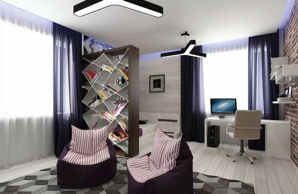 11 лучших стилей интерьера для маленьких квартир. 200 фото