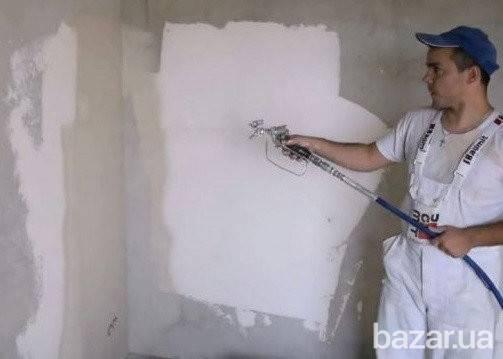 Шпаклевание стен под обои: как выбрать готовую смесь или развести сухую своими руками, какая лучше для выравнивания и сколько слоев нужно наносить по технологии