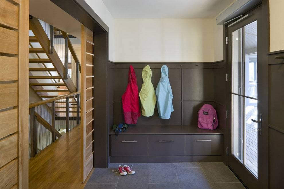 Дизайн прихожей в частном доме: фото-идеи для создания оригинального интерьера