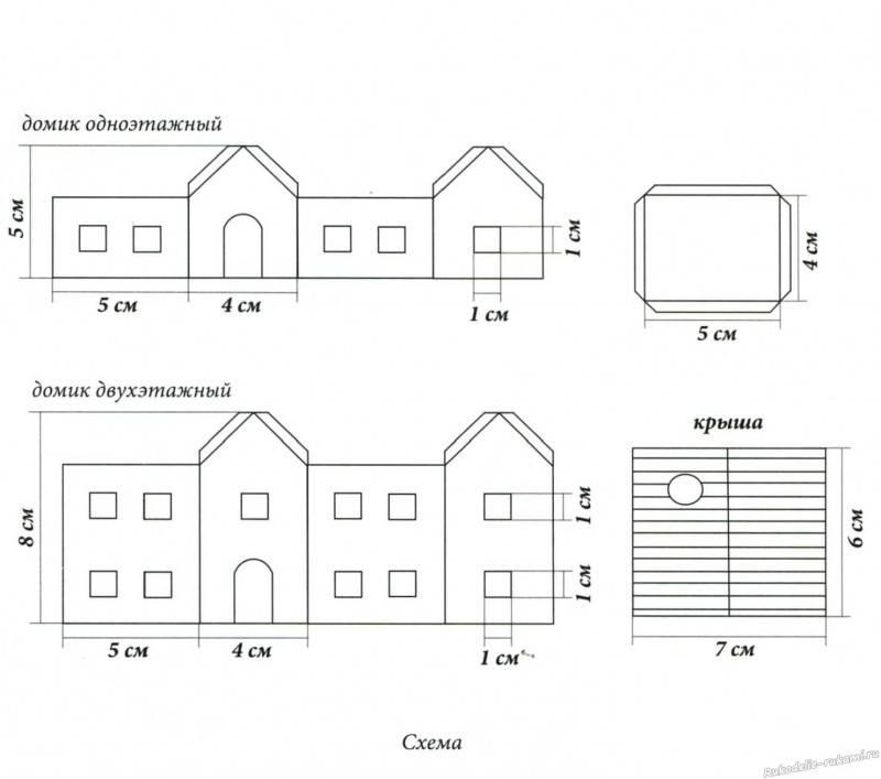 Домик из картона своими руками - 140 фото лучших идей. инструкция + мастер-класс с описанием
