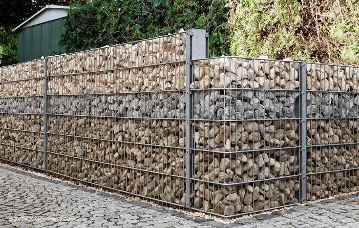 Габионный забор. как и из чего его лучше сделать? на сайте недвио