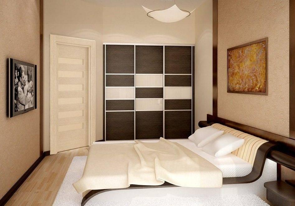 Спальня 13 кв. м.: несколько фото примеров стильного и уютного интерьера для маленькой спальни