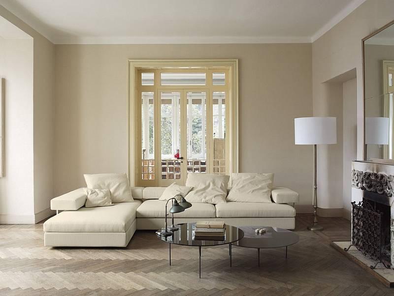 Светлые двери в интерьере квартиры и дома +75 фото