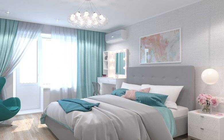 Сиреневая спальня — 85 фото идеального сочетания сиреневого цвета в интерьере спальни