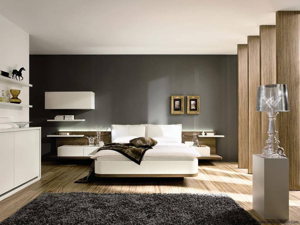 Спальня в стиле модерн (70 фото) — дизайн интерьера, белые итальянские модульные спальни