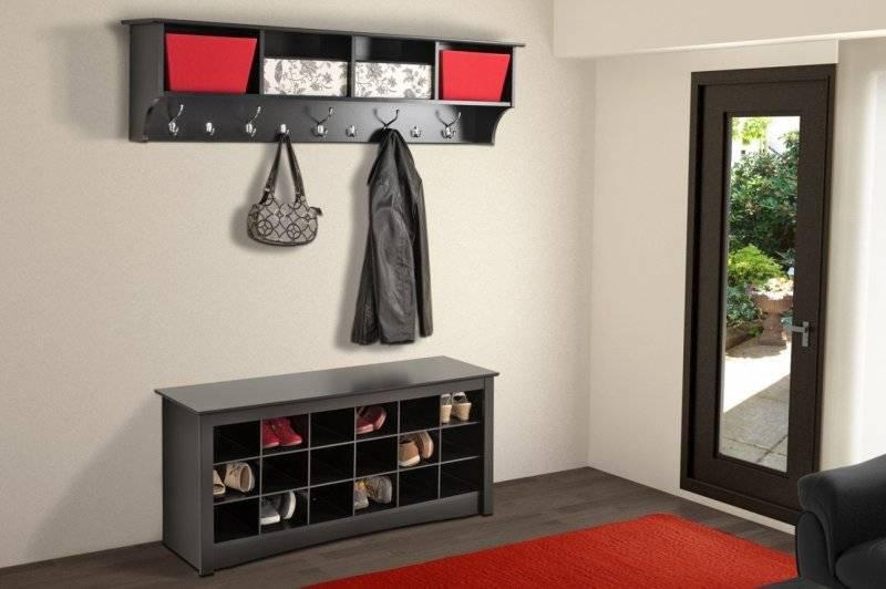 Варианты выбора дизайна и стиля тумбы в интерьер прихожей