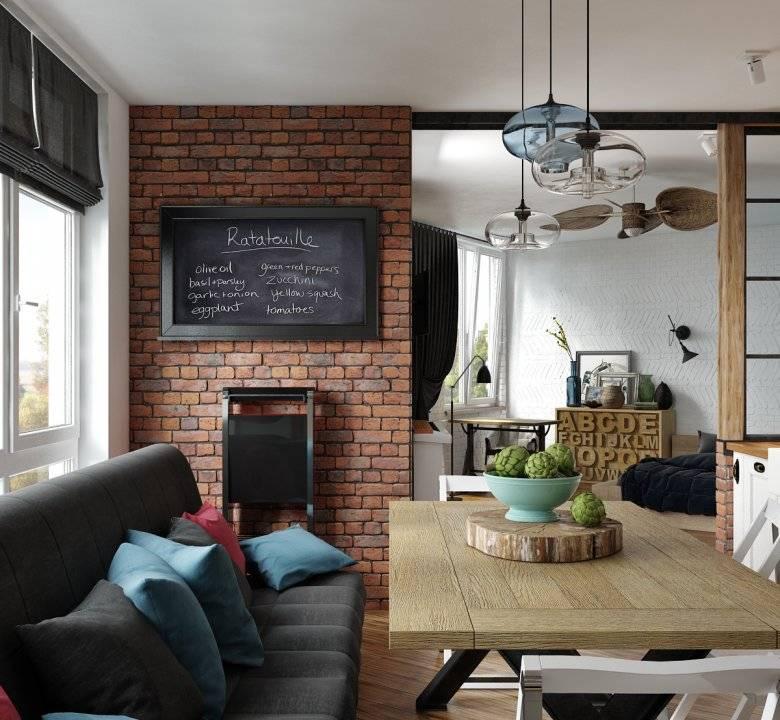 Дом в стиле лофт - 100 фото лучших дизайнерских идей и проектов