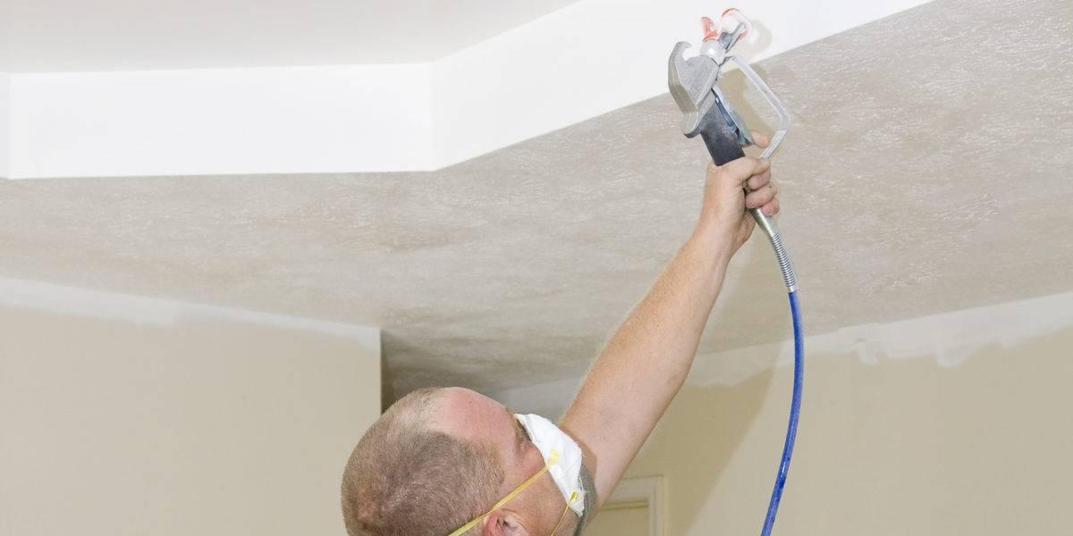 Можно ли красить потолочную плитку из пенопласта и чем: небольшие хитрости