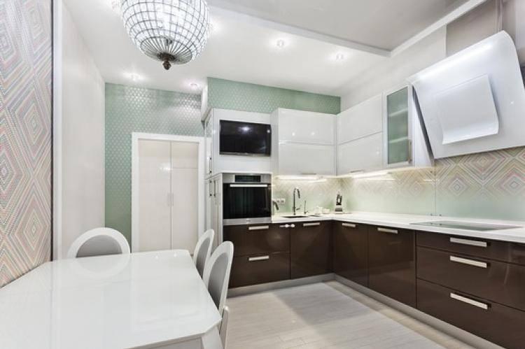 Маленькая кухня 4-5 кв. м. - дизайн при крошечном метраже (52 фото)кухня — вкус комфорта