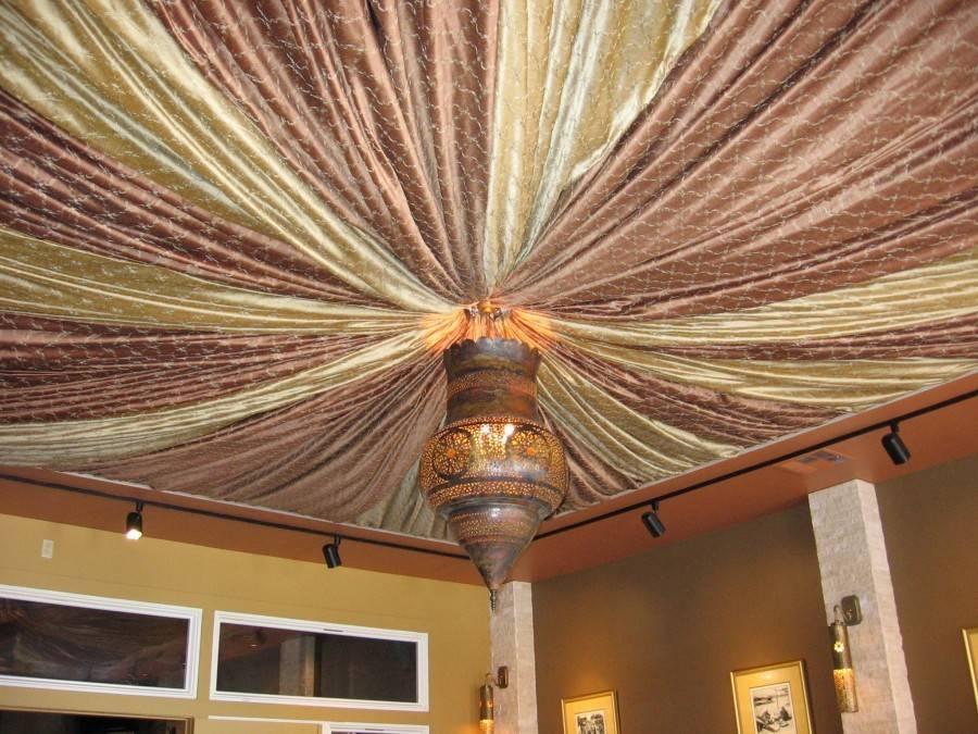 Как сделать декор потолка своими руками – варианты и идеи как и чем оригинально оформить потолок (140 фото + видео)
