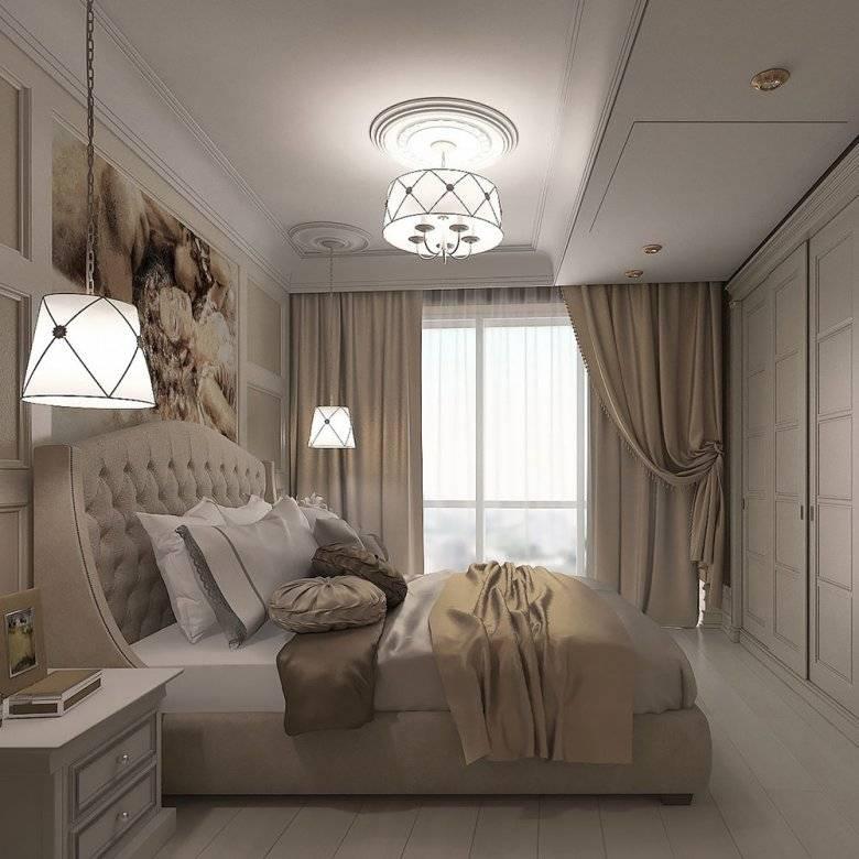 Особенности выбора люстры для спальни — какая подойдет