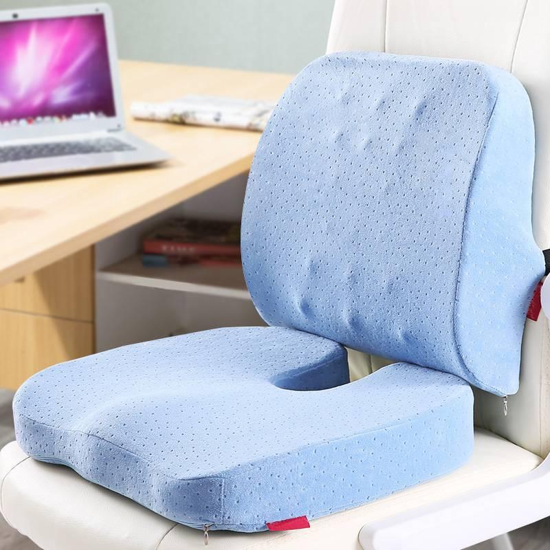 Ортопедическая подушка на стул, классификация, лучшие производители
