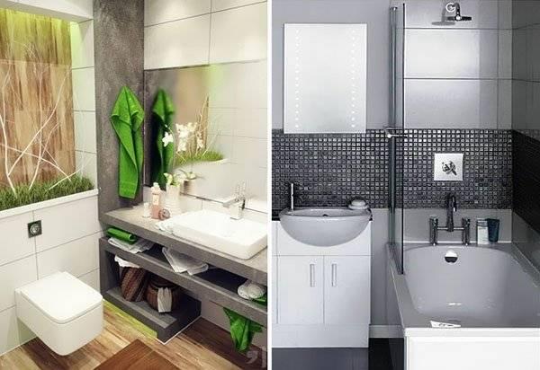 Современный дизайн ванной комнаты 3 кв. м.: идеи расположения элементов интерьера и современные варианты дизайна для маленьких ванных (115 фото + видео)