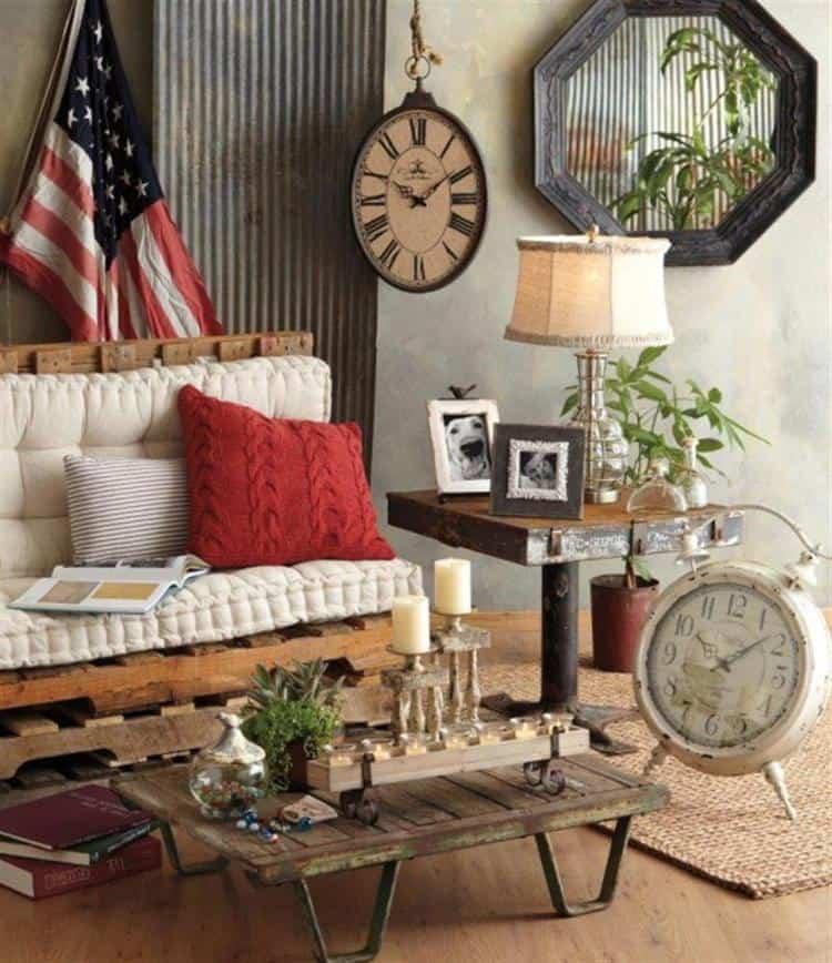 55 идей отделки помещений и предметов интерьера под старину ‒ винтажный стиль в современной интерпретации