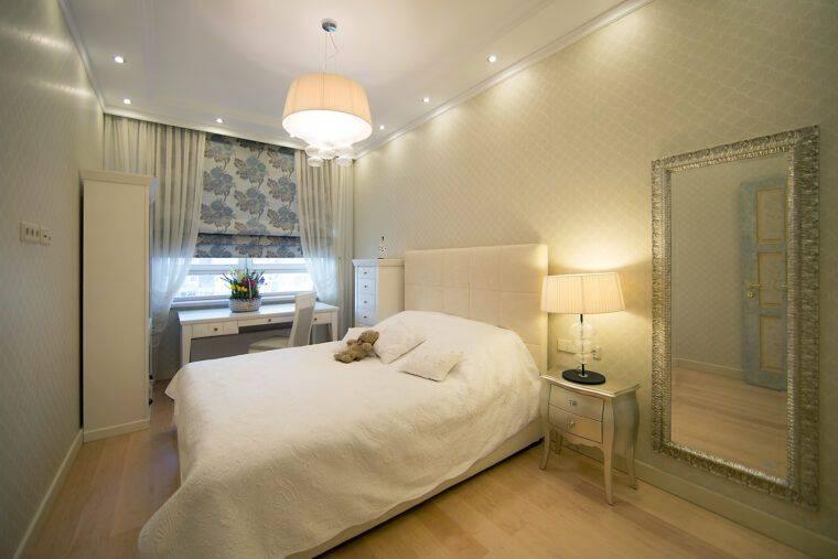 Дизайн спальни 15 кв. м (138 фото): прямоугольная и квадратная планировка, реальный дизайн комнаты 16 метров