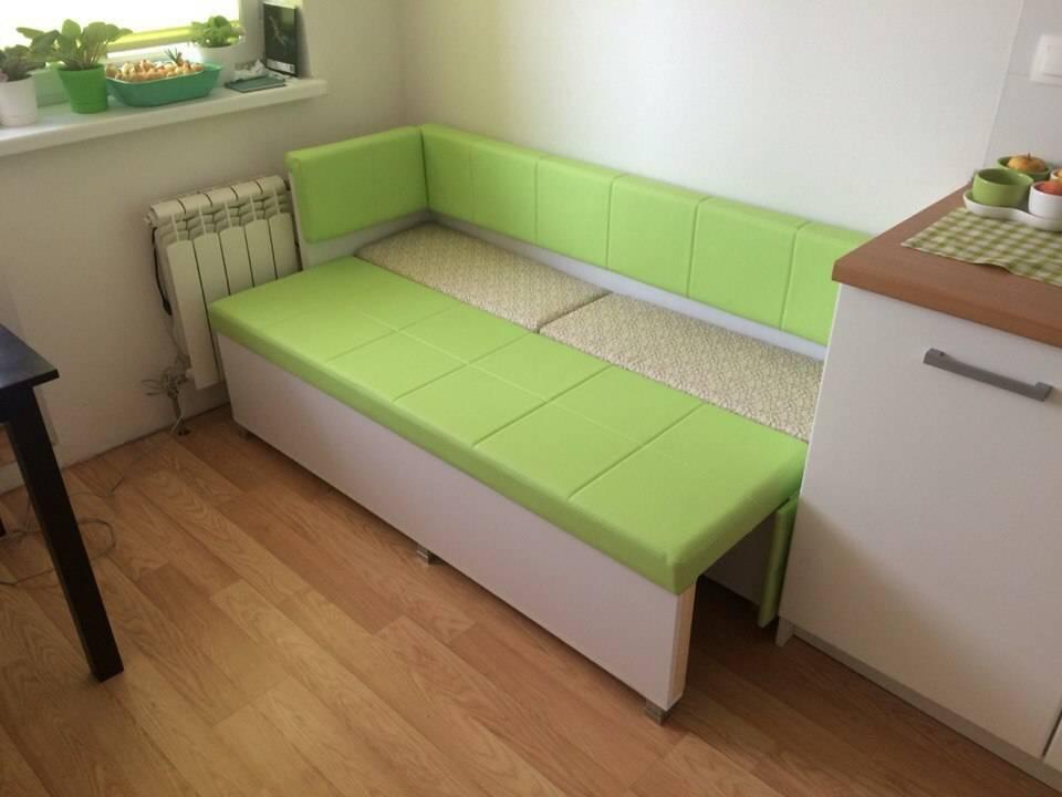 Кухня с диваном - фото лучших дизайн решений по расстановке