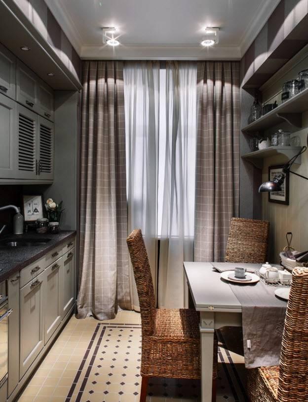 Шторы на кухню: 120 фото красивого и практичного дизайна