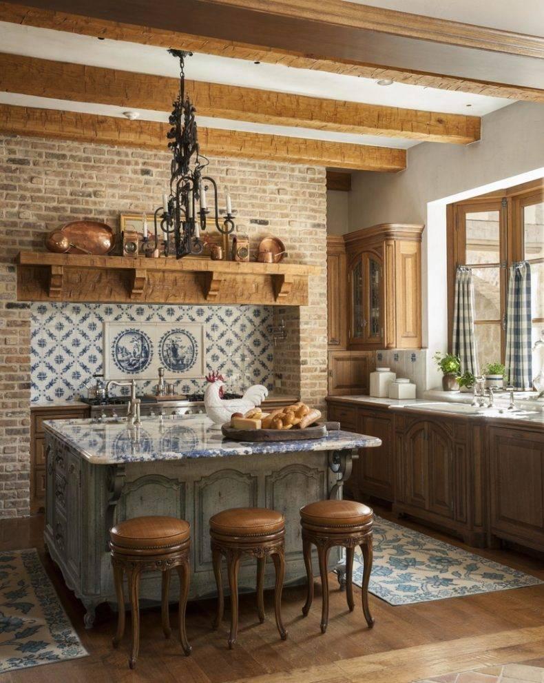 Кухня в стиле кантри: традиции и современность в дизайне дома